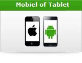 Instellen van je Smartphone of tablet.